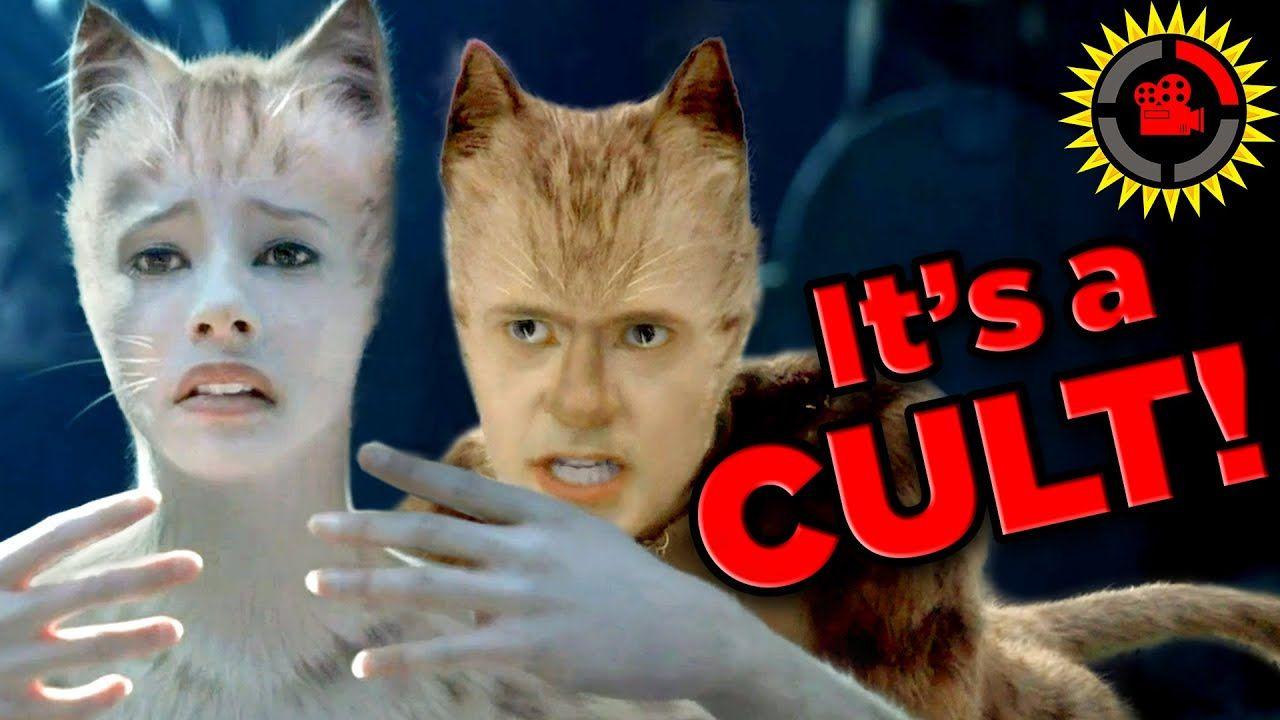 Film Theory The Dark Secret Of Jellicle Cats Creepy Cats 2019 In 2020 Film Theory Creepy Cat Jellicle Cats