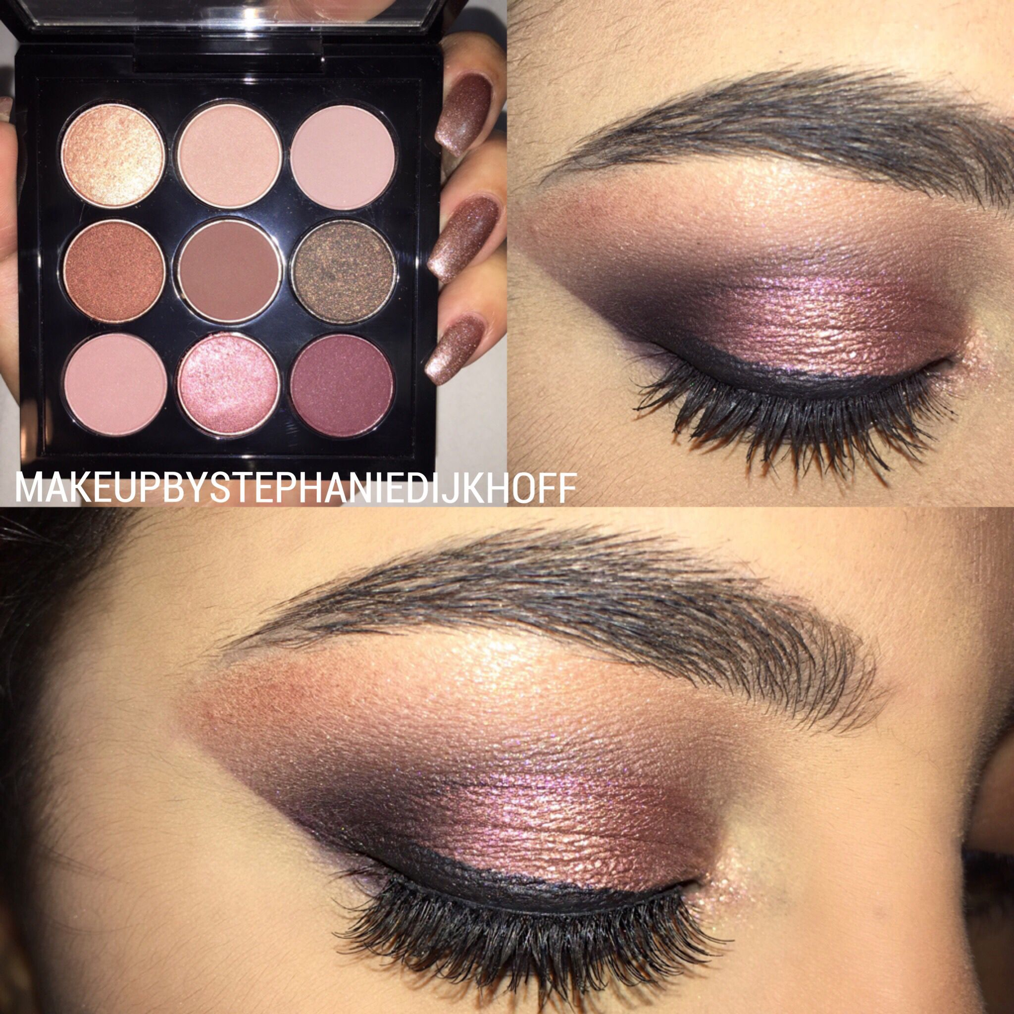 The Best Burgundy Eyeshadows to Try ThisWinter