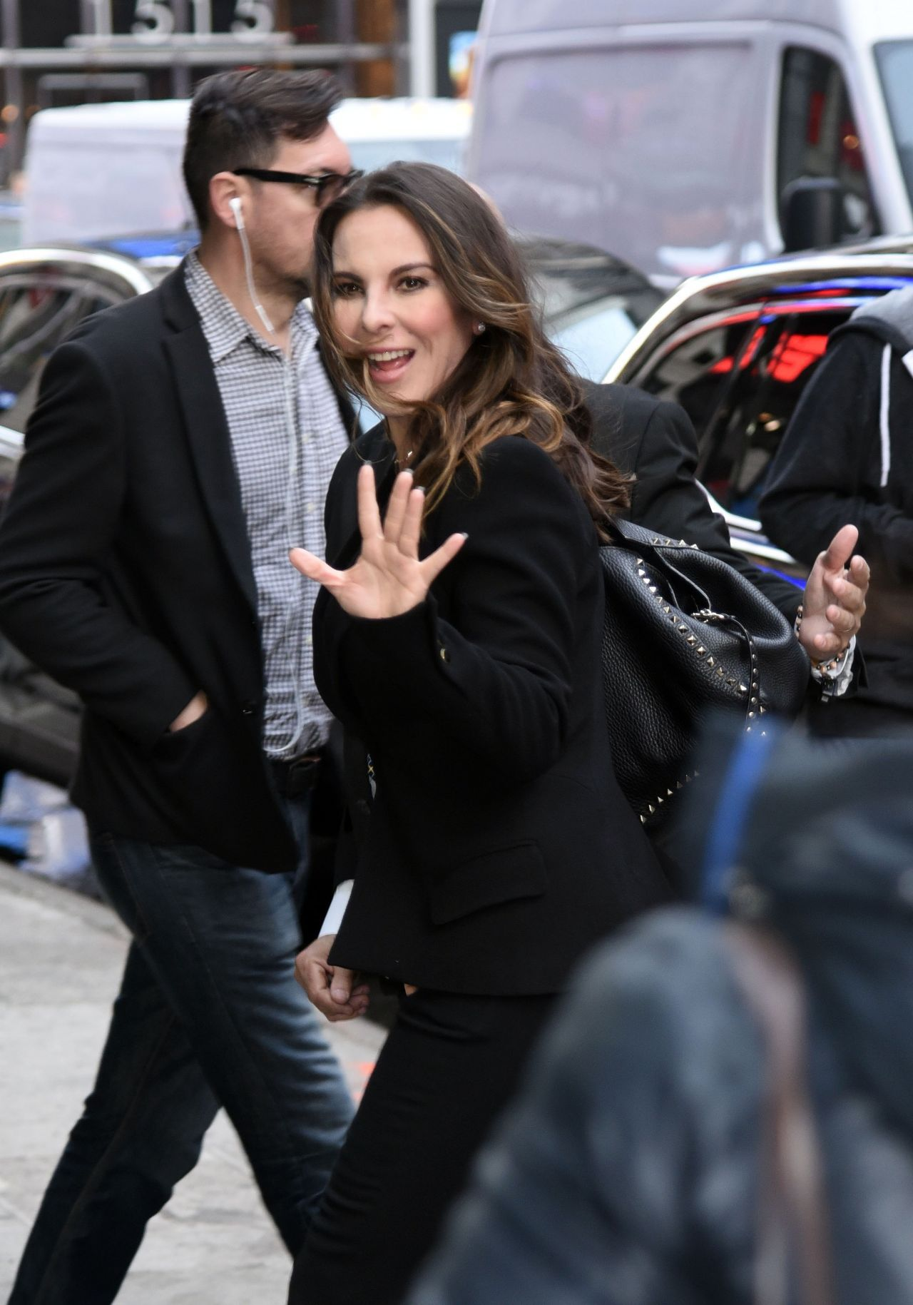 Kate del castillo arriving to appear on good morning america in nyc nudes (95 photos), Tits Celebrity pics