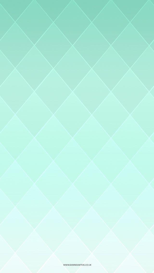 Diamond Gradient Mint Tjn