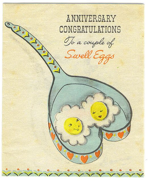 anniversary picture Vintage