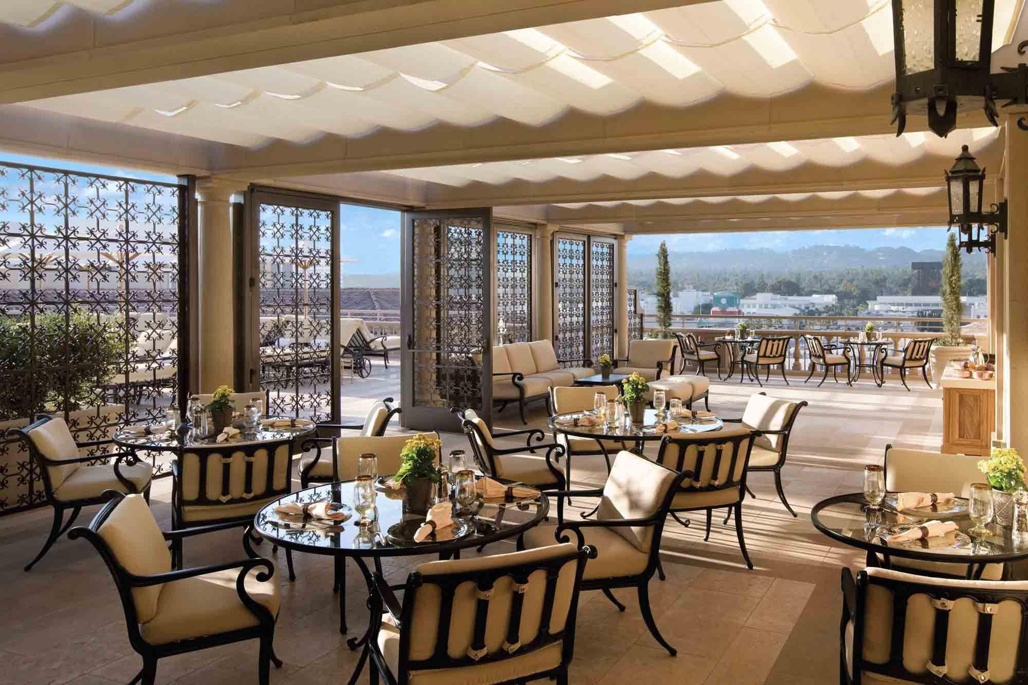 Beverly Hills Italian Restaurants Scarpetta Los Angeles