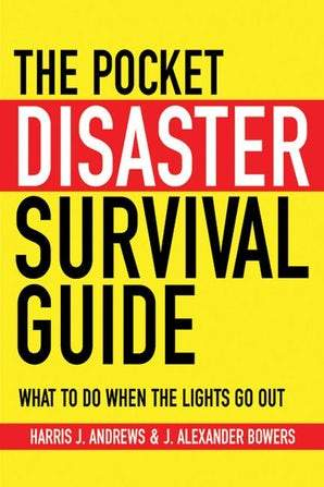 Free e-book natural disaster survival guide for businesses.