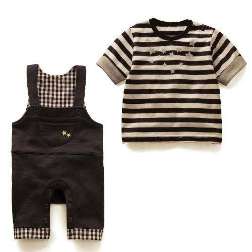bde5ce54 Star Shine Overall 2 Piece #babyboyclothes Size: 6-12 months 12-18 months