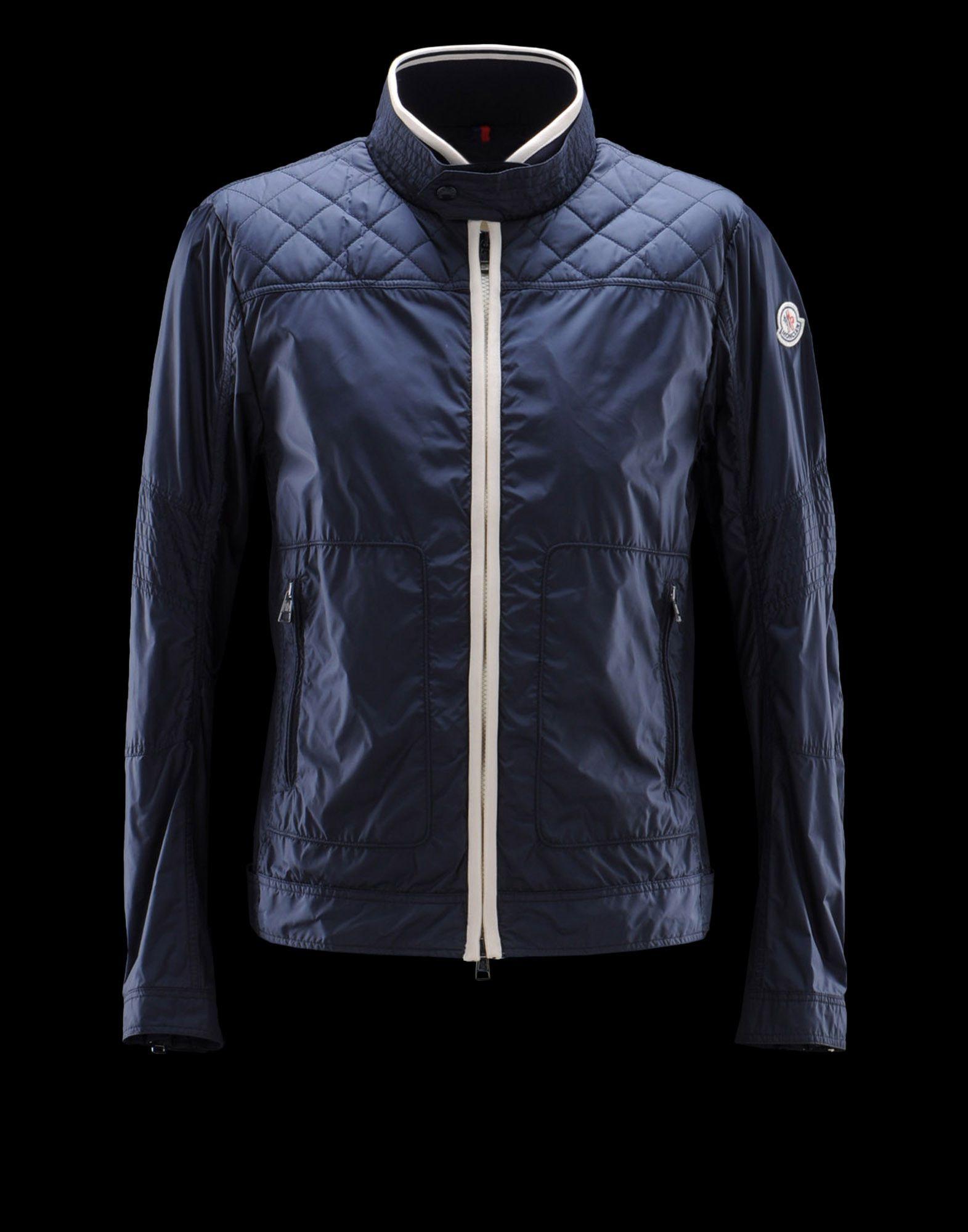 Mens jacket half - Moncler Men Spring Summer 13 Outerwear Jacket Closset For My Other