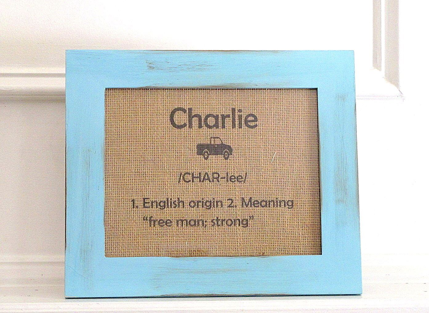 Custom baby boy frame name meaning burlap print baby gift baby custom baby boy frame name meaning burlap print baby gift baby shower personalized baby gift by negle Image collections