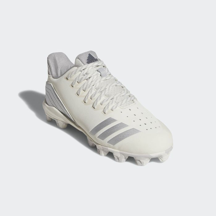 Icon 4 MD Cleats | Cleats, Black adidas, Sneakers fashion