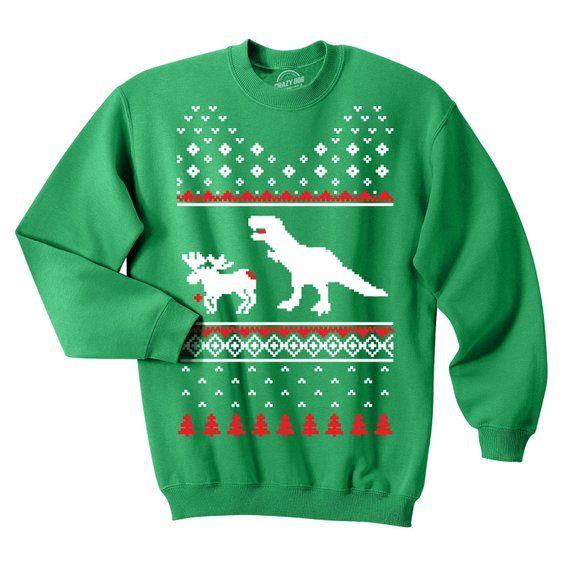 5b787d92422a2 Reindeer Sweater