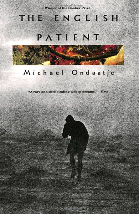Image result for english patient book cover