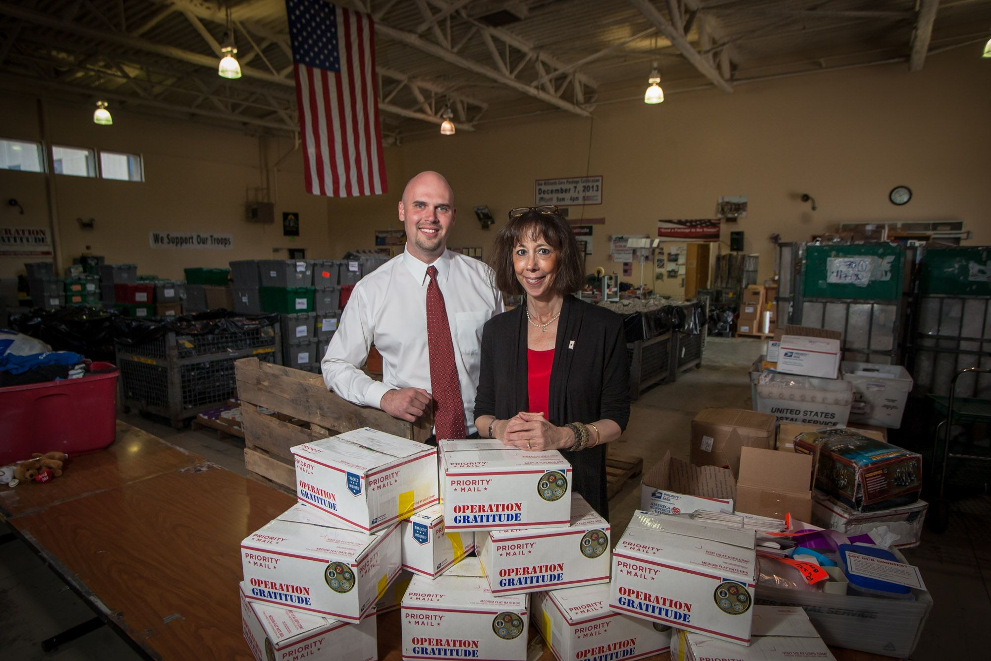 Operation Gratitude Ramps Up Nationwide Effort in Support of Troops