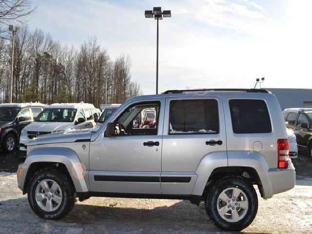 2012 Jeep Liberty Sport Jeep Liberty Sport Jeep 2012 Jeep