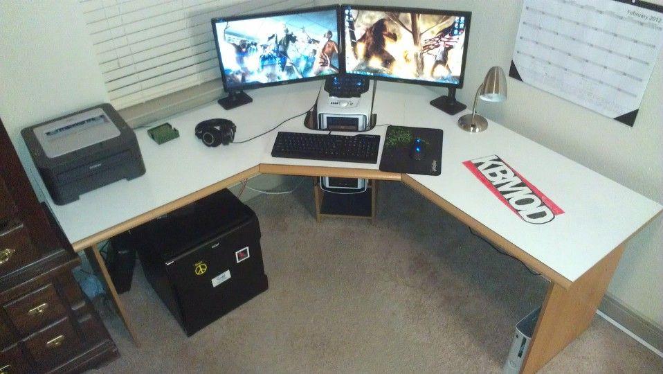 Good Gaming Desk Home Furniture Design Good Gaming Desk
