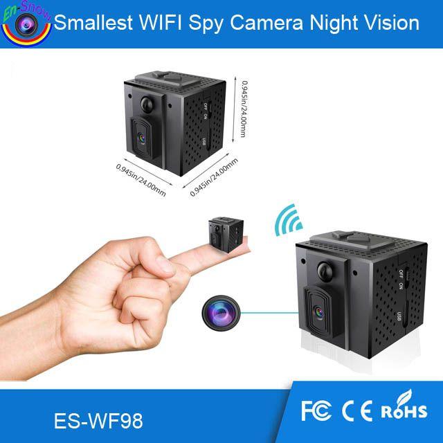 960P Mini Wireless Hidden Camera Body Camera Video