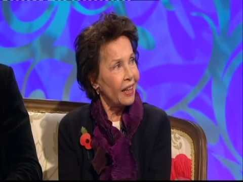 "French film actress and dancer Leslie Caron {GIGI} is interviewed on the final series of UK's The Paul O'Grady Show, Thursday October 29th 2009.  She promotes her autobiography ""Thank Heaven"" and talks about her life.  Boxer David Haye & Actor Neil Morrissey also guested.  Enjoy!    *I don't own the paul o grady show*  *I make no profit*"