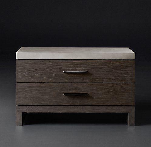 Best Nightstands Rh Modern Modern Night Table Bedroom 400 x 300