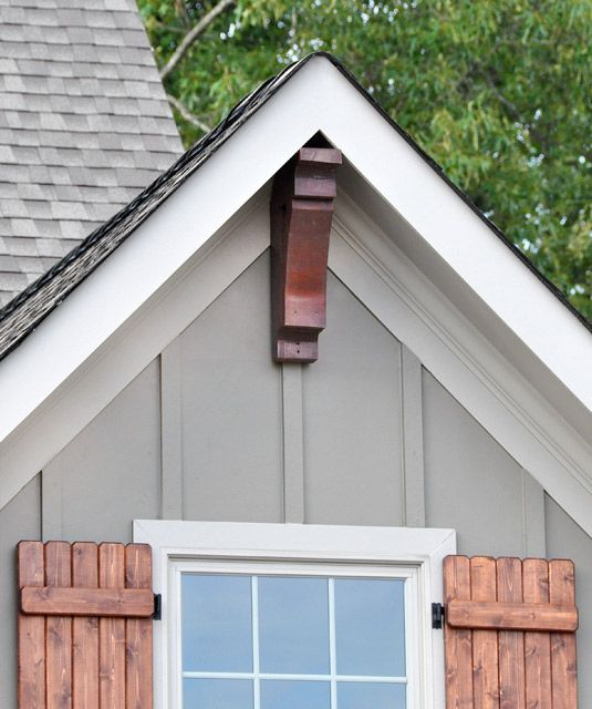corbels exterior wood. exterior colors · loving the house color and shutters!! want to do this have wood corbels i
