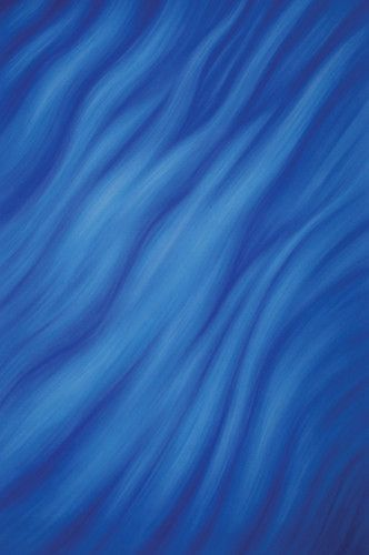 ST416 Abstract Blue Waves Backdrop