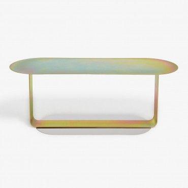 Everything Elevated Medium Steel Side Table