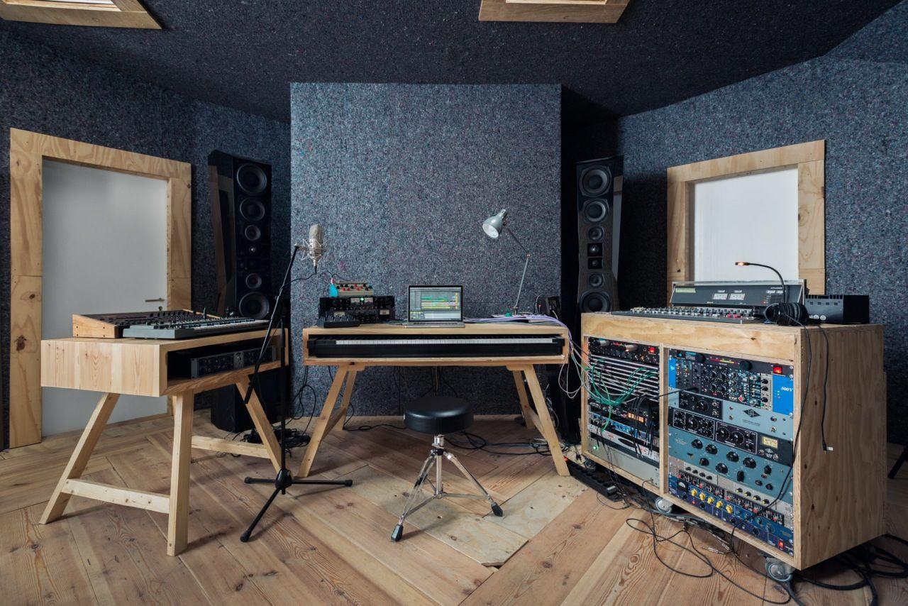 Studio ideas un coin à nous pinterest salles de musique
