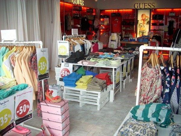 the store kleding