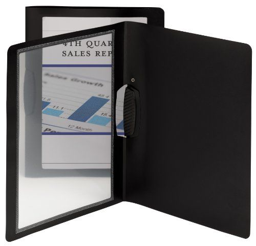 Smead Frame View Poly Report Cover With Swing Clip Side F