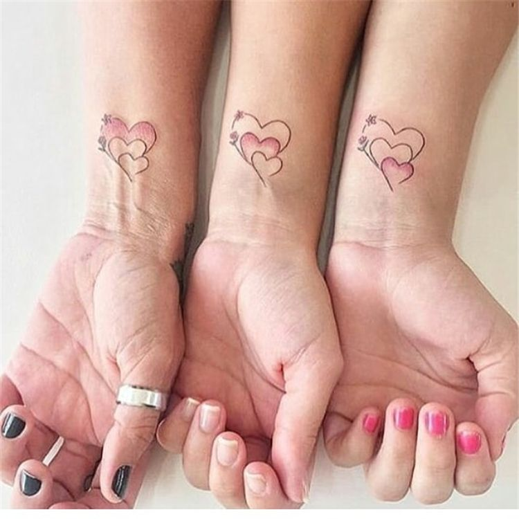Pair Tattoos