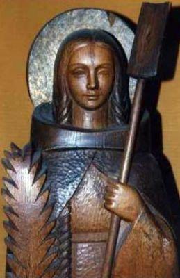 Saint Eve Of Dreux Saint Eve Saints Book Of Saints
