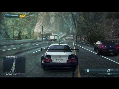 Nfs Most Wanted Drift Decisions Youtube