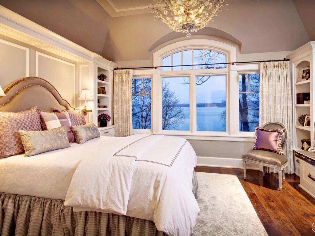 Traditional  Elegant bedroom, Remodel bedroom, Master bedroom design