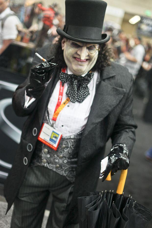 Penguin costume batman
