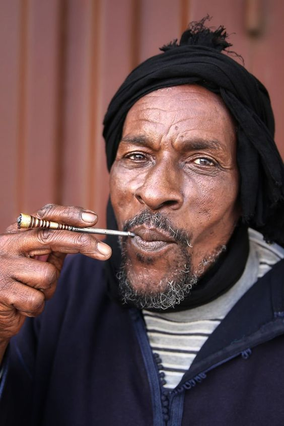 A man from Dakhla by Alexander Khimushin