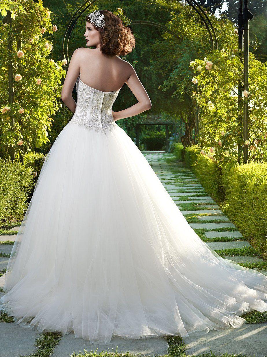 Casablanca Bridal Gown Casablanca 2071 Wedding Shoppe in