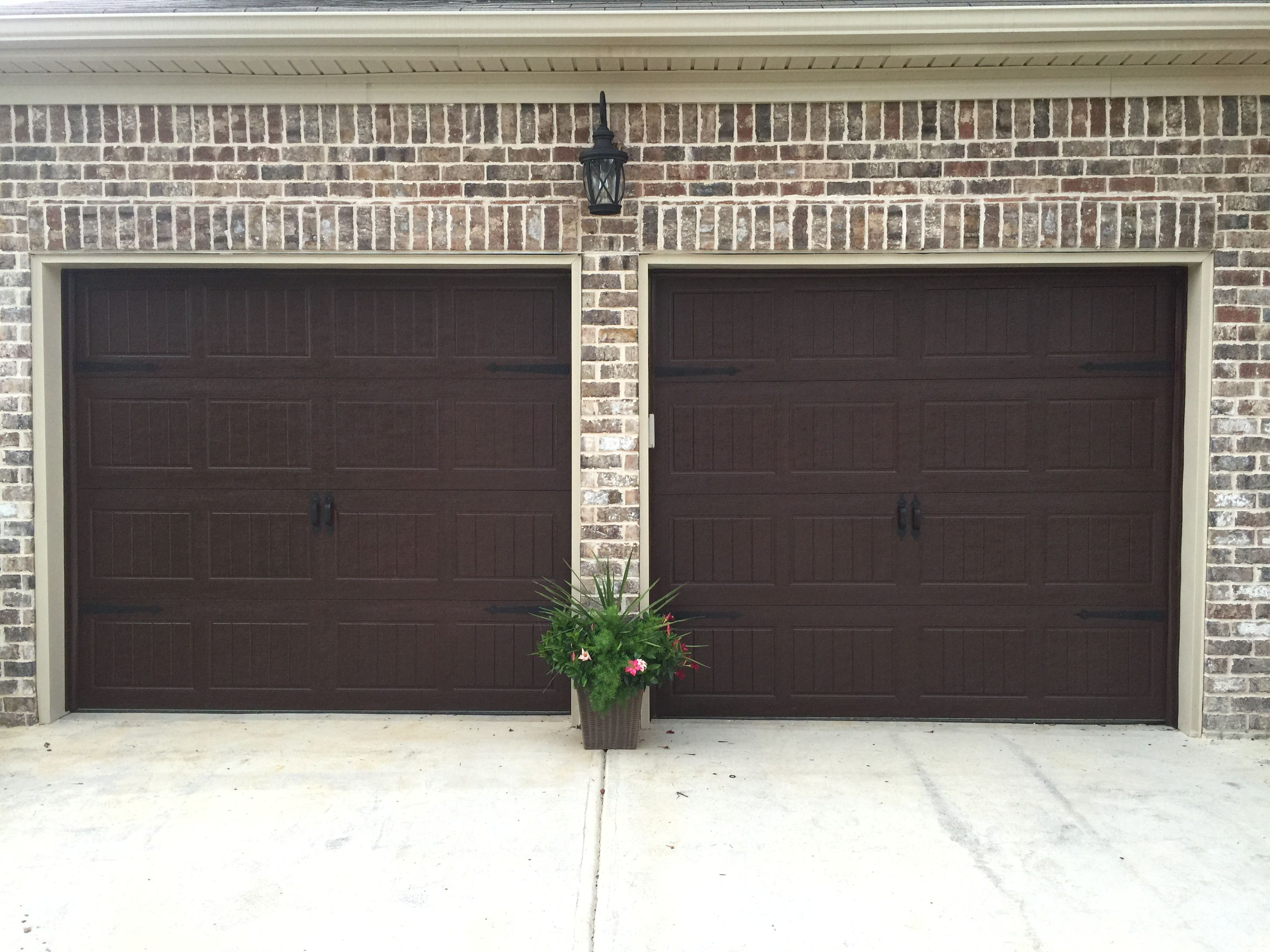 Gel stain garage doors for less than 50 bucks paint color gel stain garage doors for less than 50 bucks rubansaba