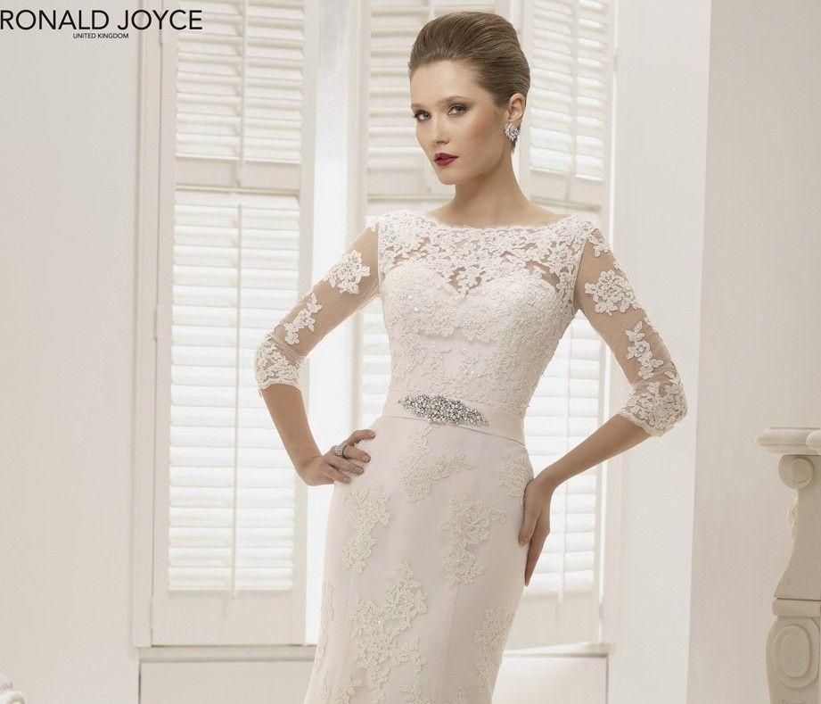 Ronald Joyce Wedding Dresses - London Designer Bridal Room   The ...