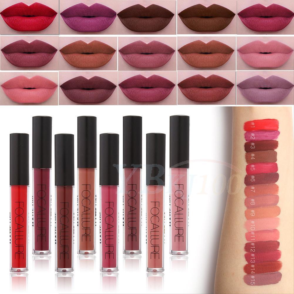 Beauty & Health Maria Ayora Matte Lipstick Waterproof Long-lasting Lipstick Batom Baby Lips Makeup Lip Stick 15 Colors Without Return