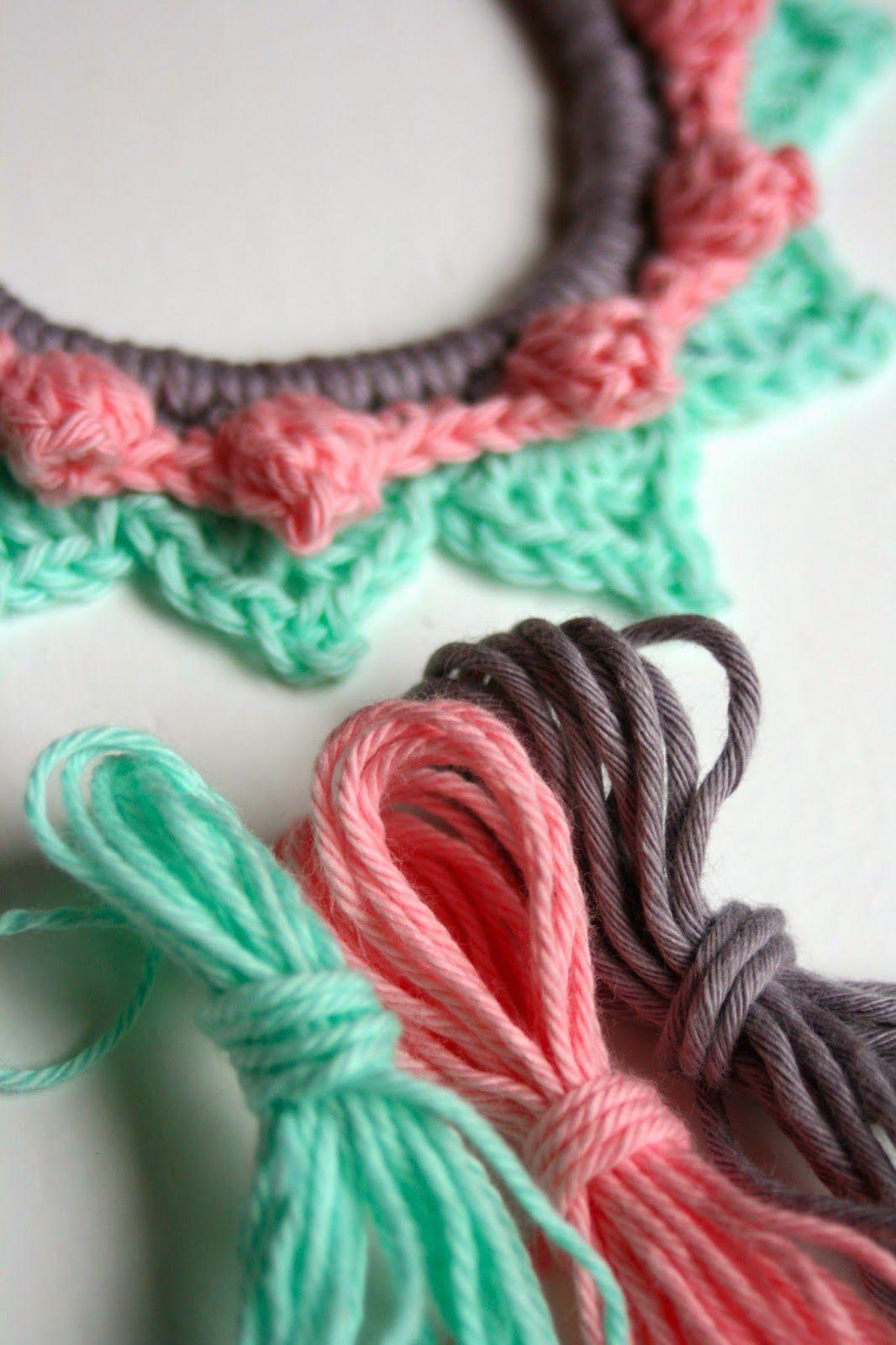 Haken Bij Saar En Mien 101 Woonideeën Fotolijstje Crochet