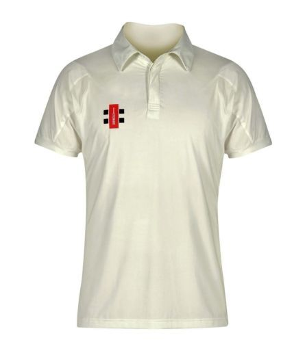 47c6b8067ded Gray Nicolls Cricket White Uniform Dryfit Dress Half Sleeve Large ...