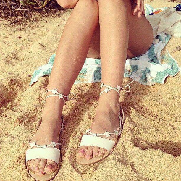 e0ad967f88a9 white loeffler randall starla sandals. via the calivintage instagram ...