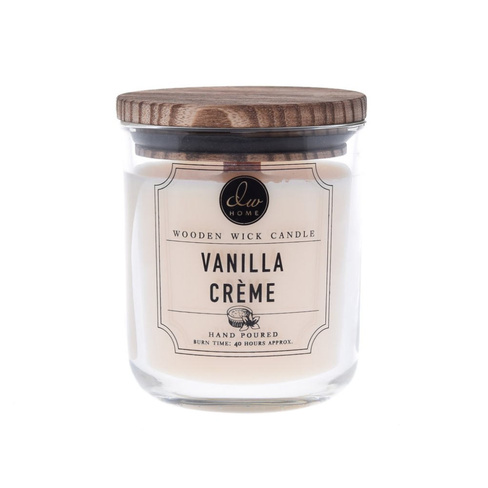 Vanilla Creme DW Home Scented Candles - DWD7001