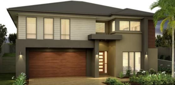 australian exterior house colours - Google Search