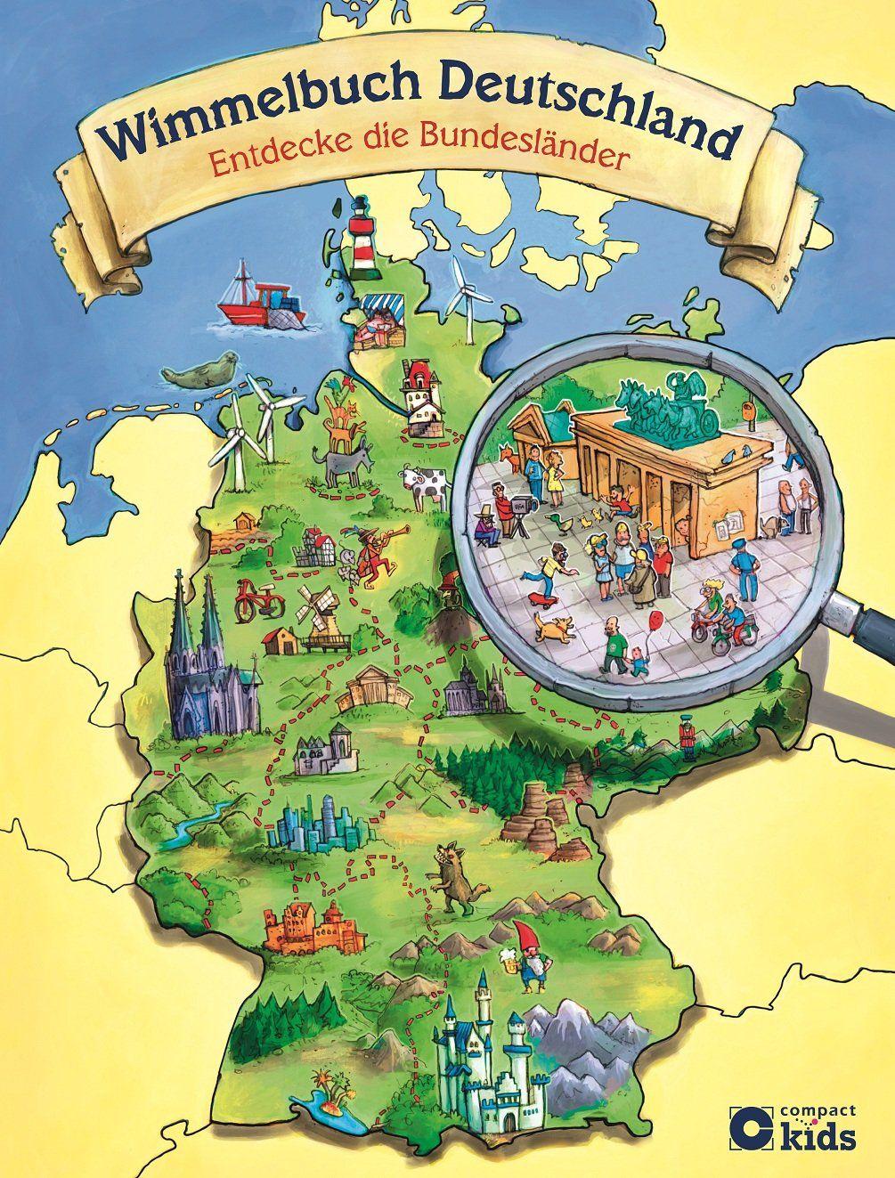 Deutschland kennenlernen grundschule