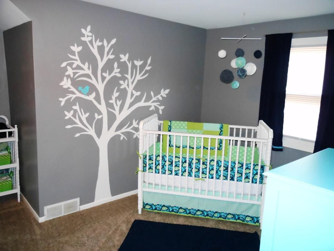 nursery ideas - Baby Room Ideas Unisex