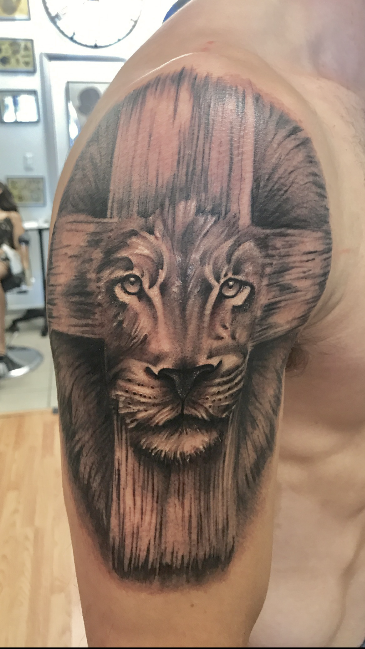 Lion of Judah by tattoo.sal (With images) Black and