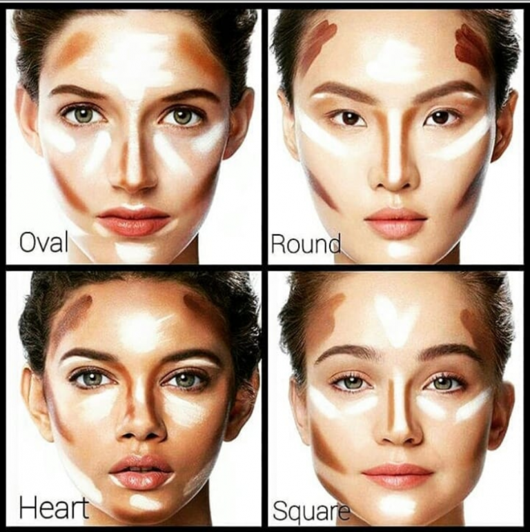 24 Perfect And Best Contour Highlight Makeup Tutorial For Beginners Page 2 Of 24 Fashion Li Contour Makeup Highlighter Makeup Makeup Tutorial For Beginners
