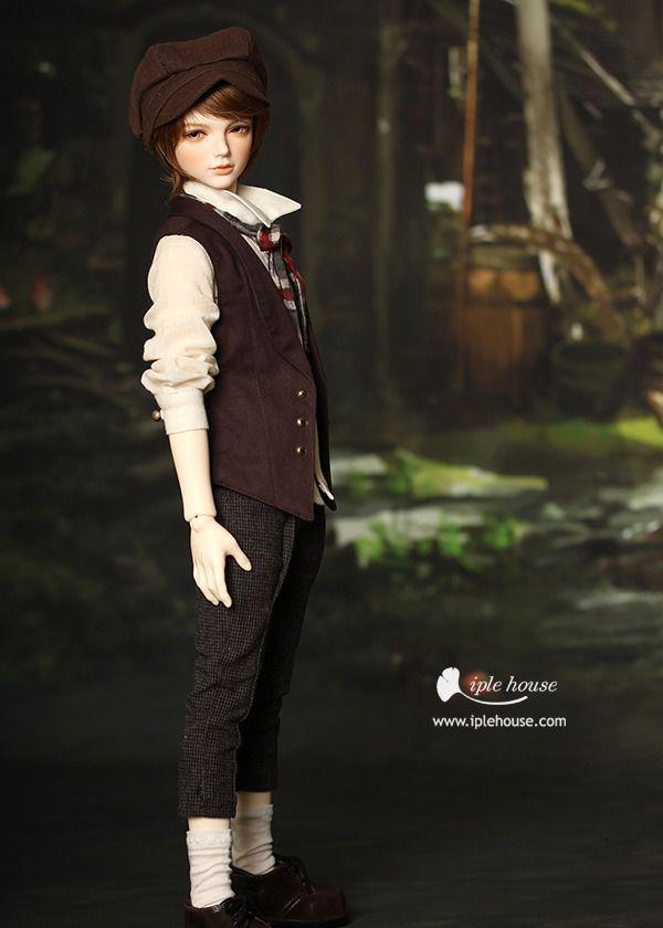 :: Crafty :: Doll :: Clothes 2 :: JID_Boy Vintage Gentleman. Одежда BJD
