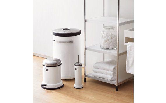 Vipp Toilet Brush : Vipp trash bin small bath accessories bath accessories