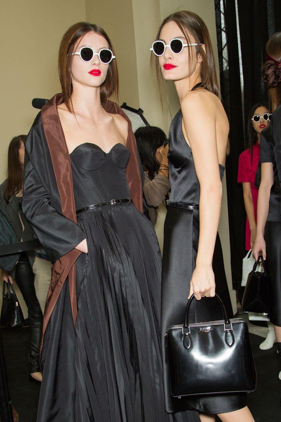 Rochas at Paris Fashion Week Spring 2013
