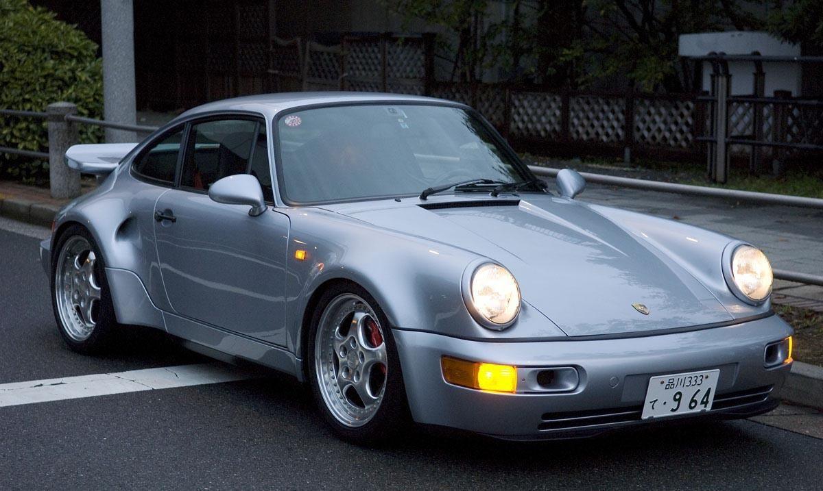 Very Rare and Monstrous Porsche 964 Turbo S Lightweight [1200x717 ...