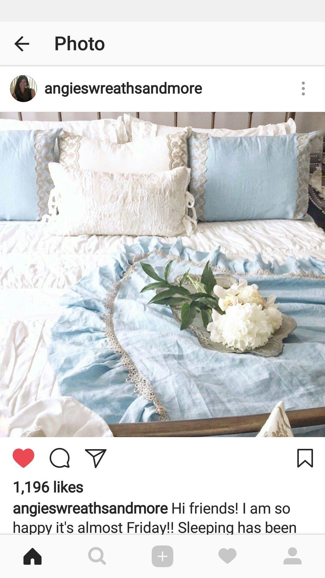 Vintage master bedroom decor  FARMHOUSE MASTER BEDROOM RUSTIC VINTAGE FRENCH COUNTRY FARMHOUSE