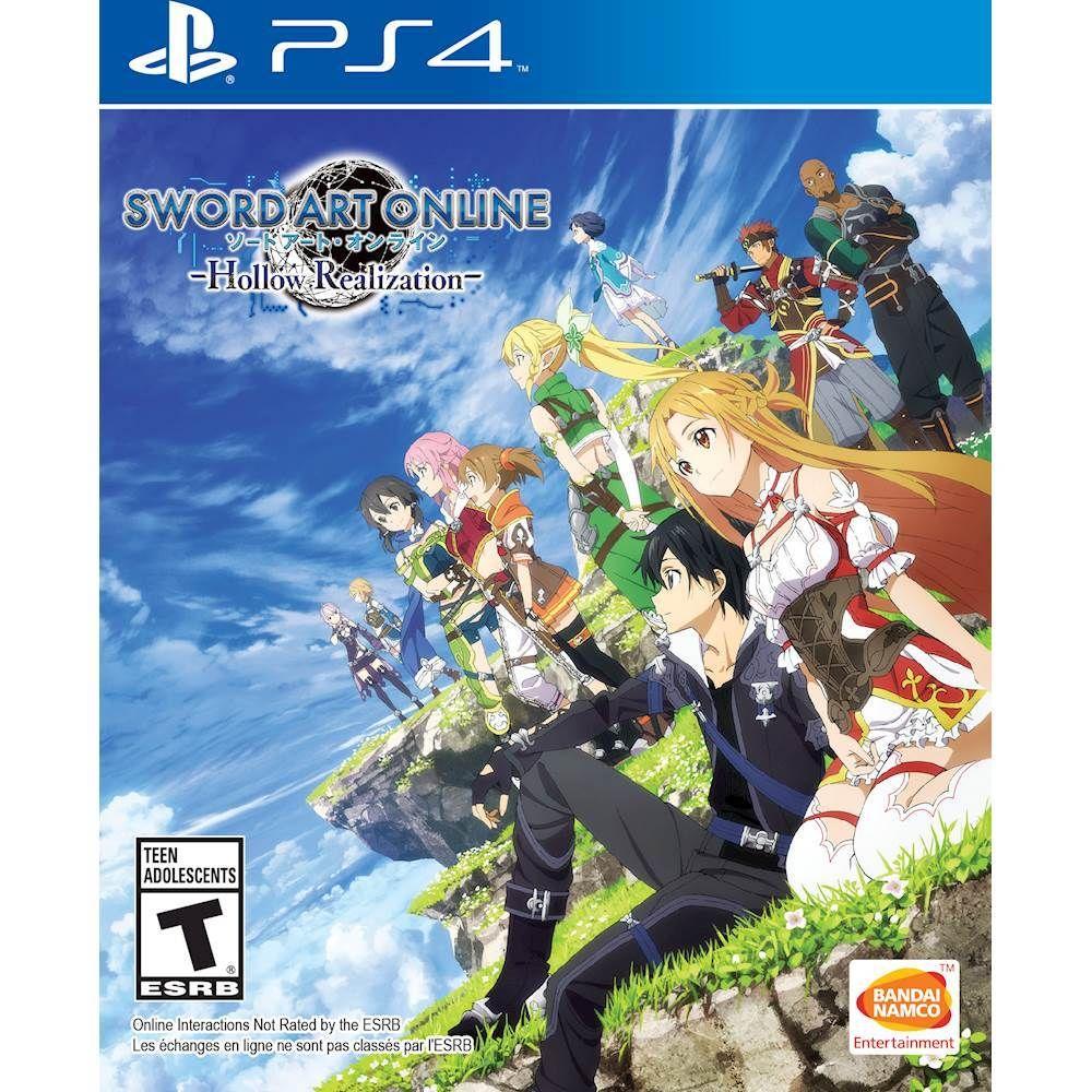 Sword Art Online: Hollow Realization - PlayStation 4